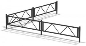 Ограждение_газонное_модель_1